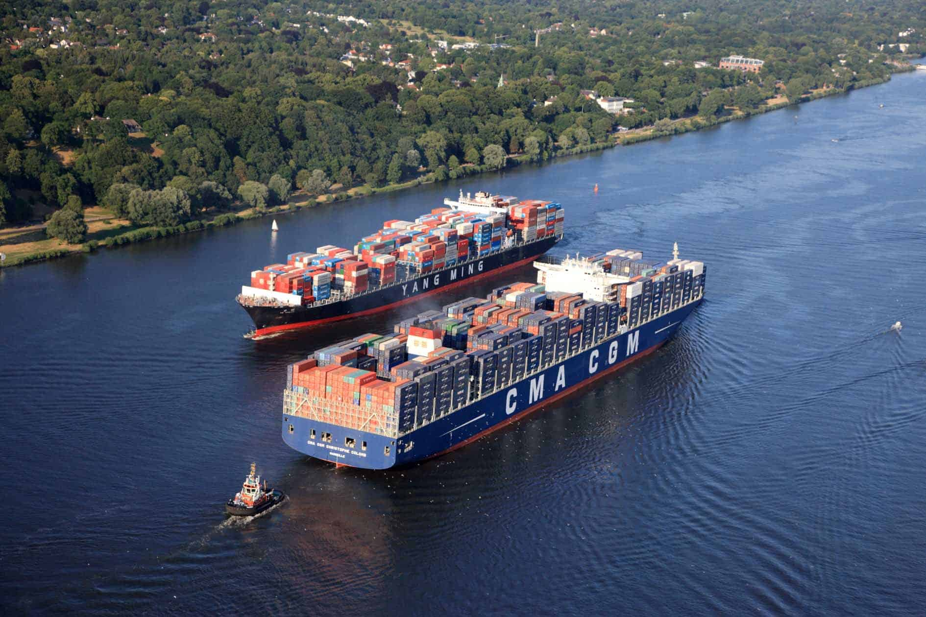 Elbe dredging decision expected in October
