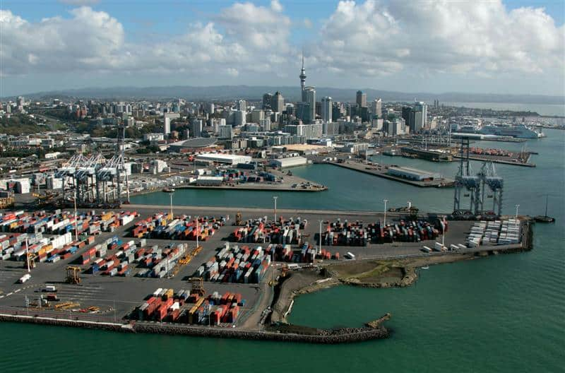 'Oustanding' results for Ports of Auckland