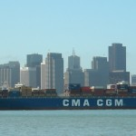 CMA CGM announced the forming of the Ocean Three Credit: Daniel Ramirez