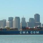 CMA CGM announced the forming of the Ocean Three Credit: Daniel Ramirez