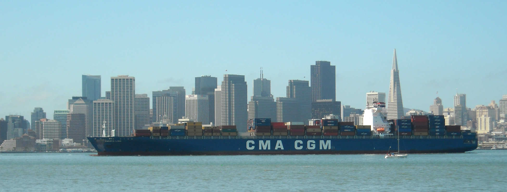 CMA CGM, CSCL and UASC form Ocean Three trade pact