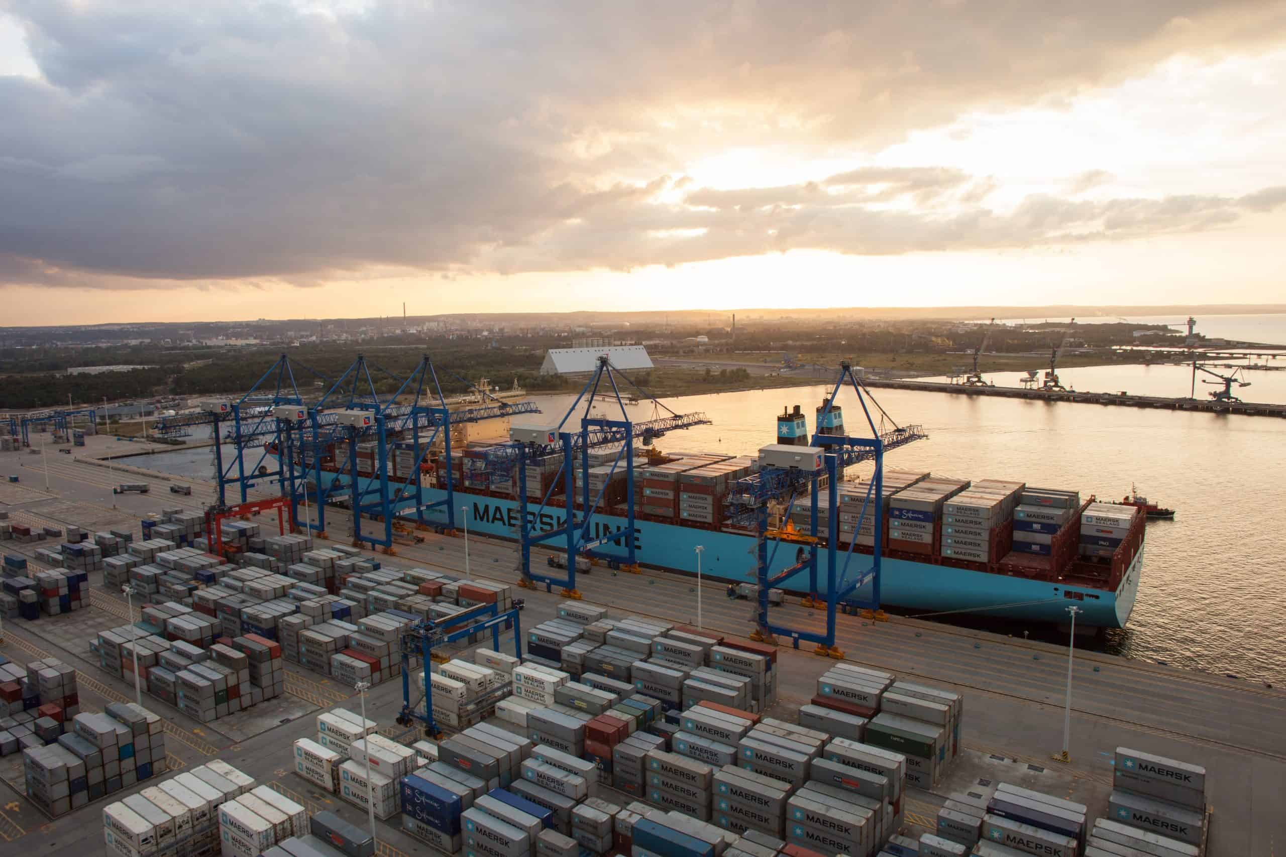 Poland's Gdansk Port to treble capacity with new terminal