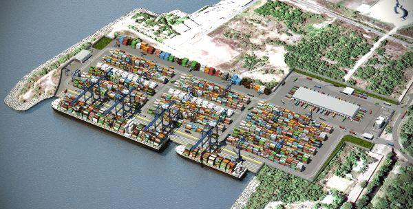 Grup TCB starts building Puerto Quetzal terminal