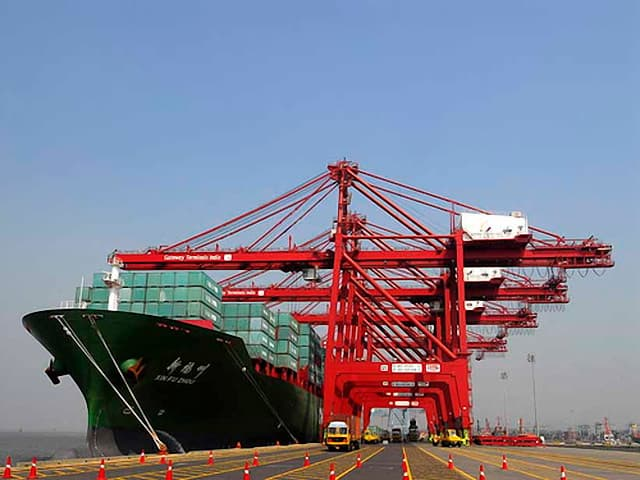 JNPT maintains 80% of import activity in April