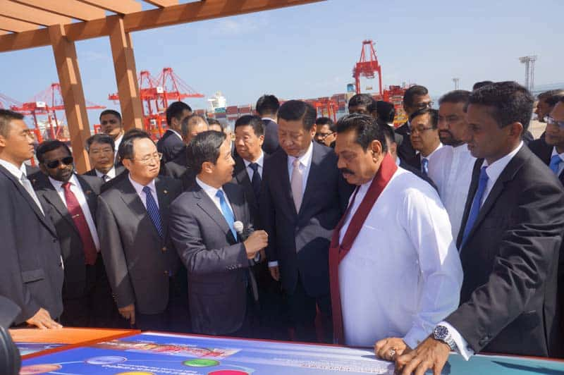 China pledges investment to create 'maritime silk road'