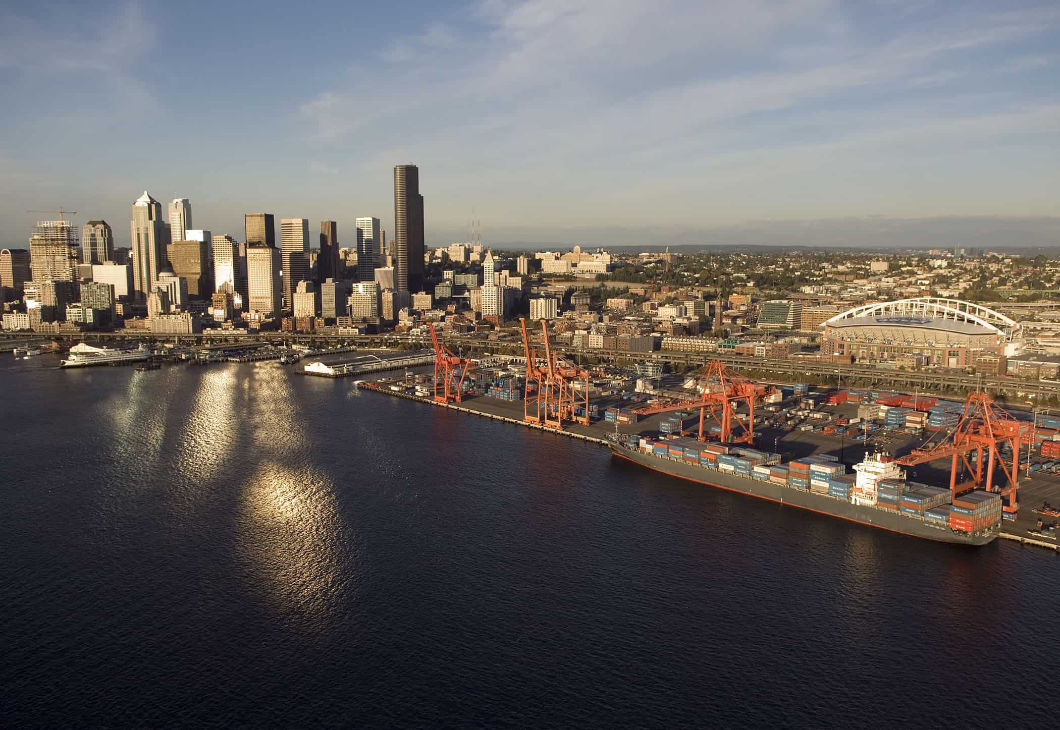 TIGER funding boost for US ports