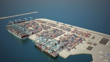 Work starts on new Ashdod private port