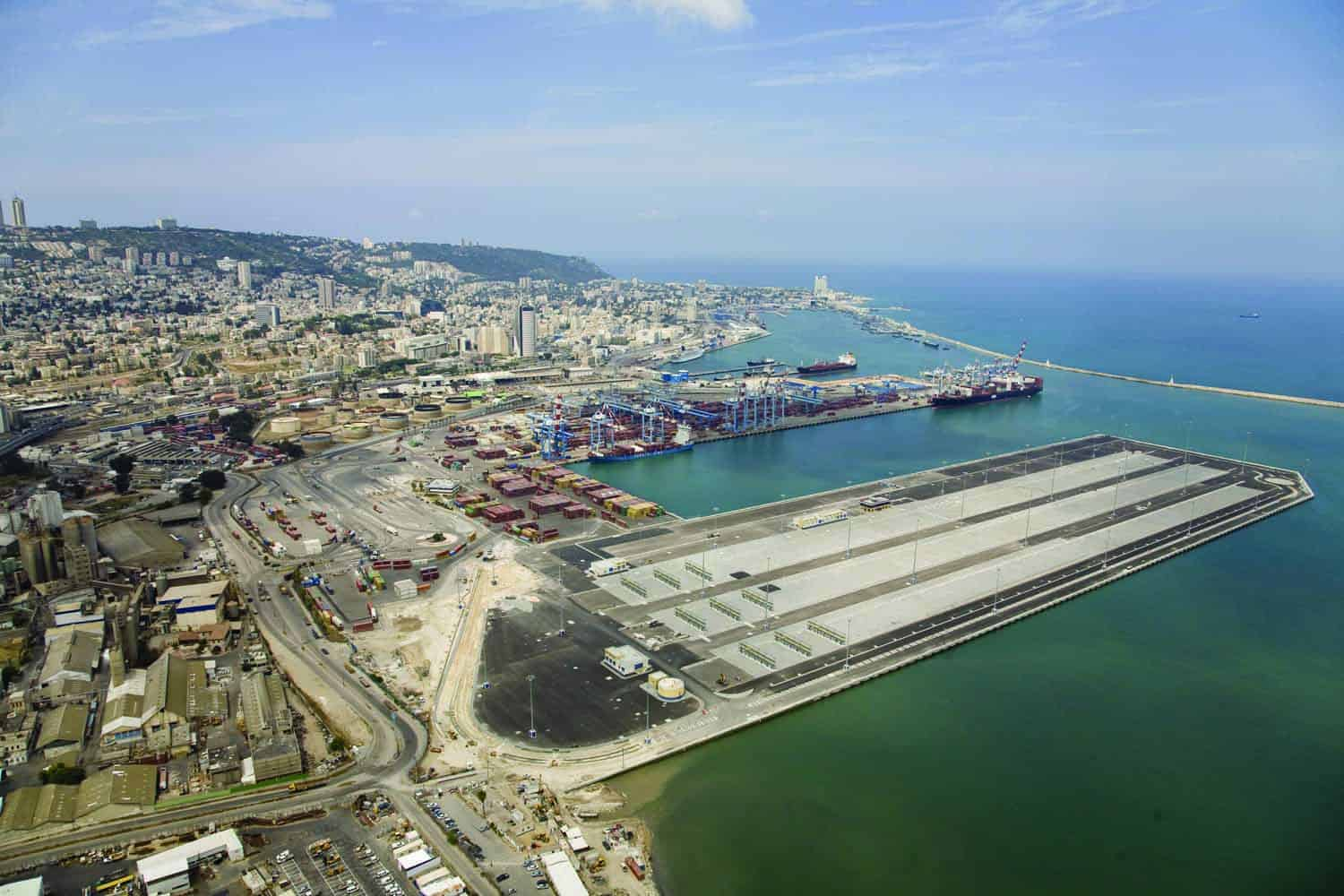 Navis successfully completes remote N4 migration at Haifa Port