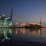 Jaxport has finalised a US$37.6m contract for three new cranes