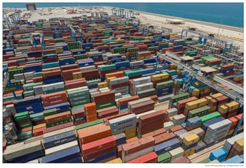 Abu Dhabi Terminals punch through 2m teu at Khalifa
