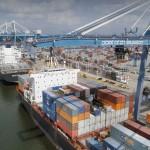The Port of Charleston, South Carolina
