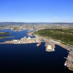 Oslo handled 200,000 teu last year