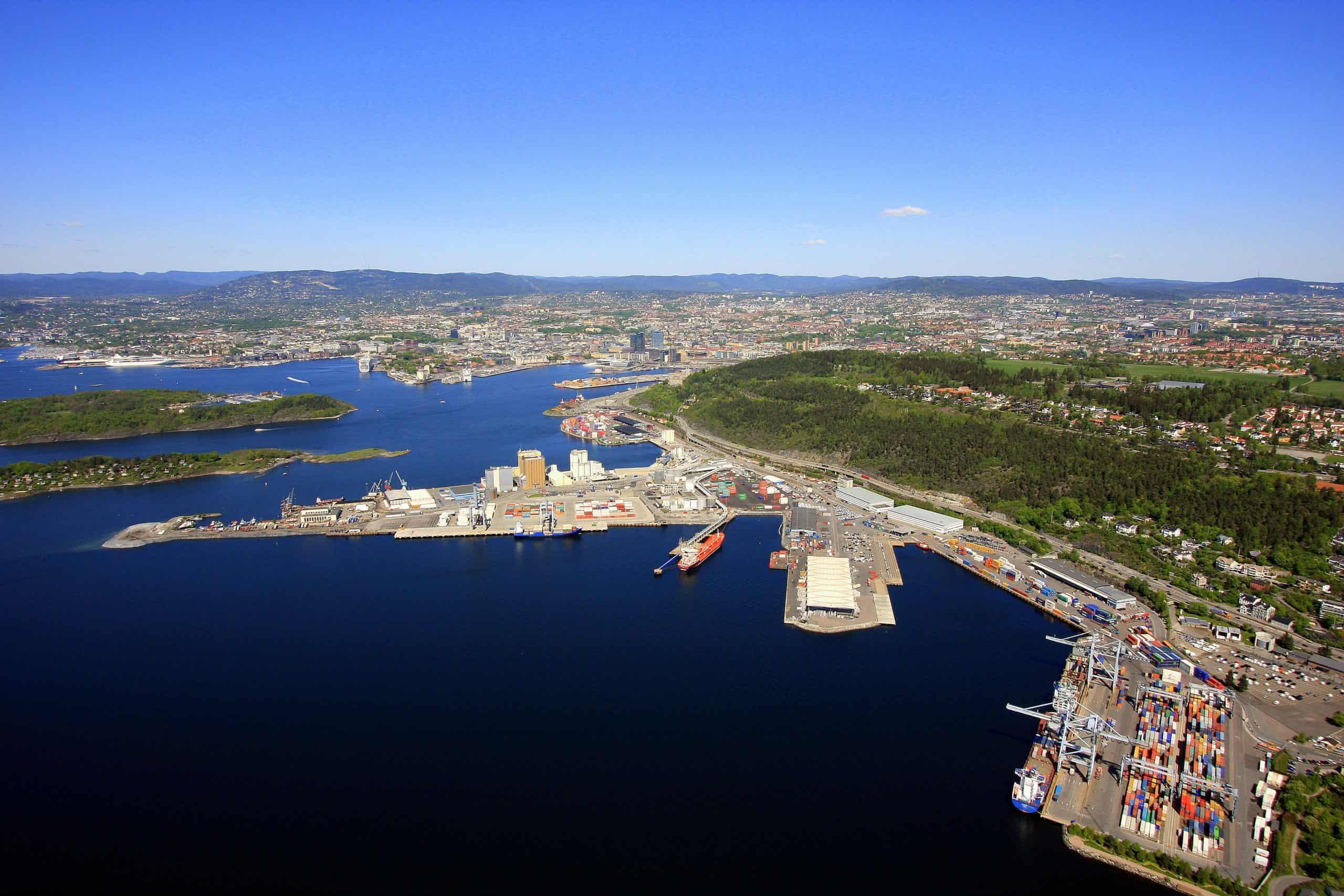 Oslo chooses Yilport as its terminal operator