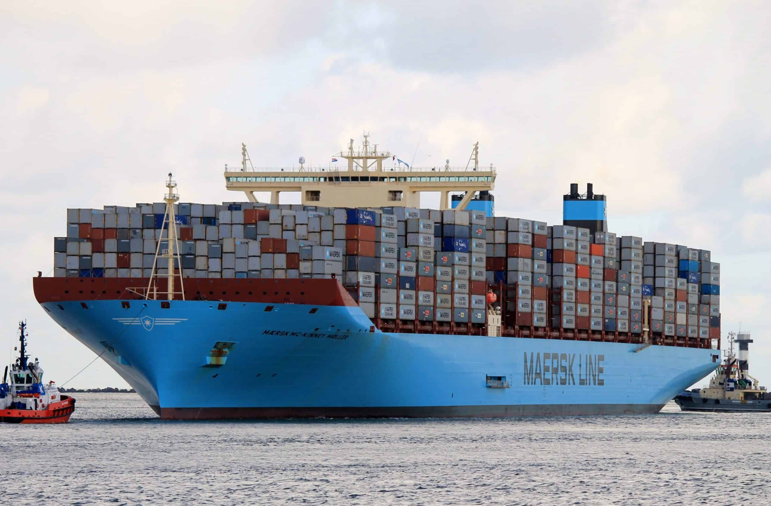 Maersk announces low-sulphur surcharge