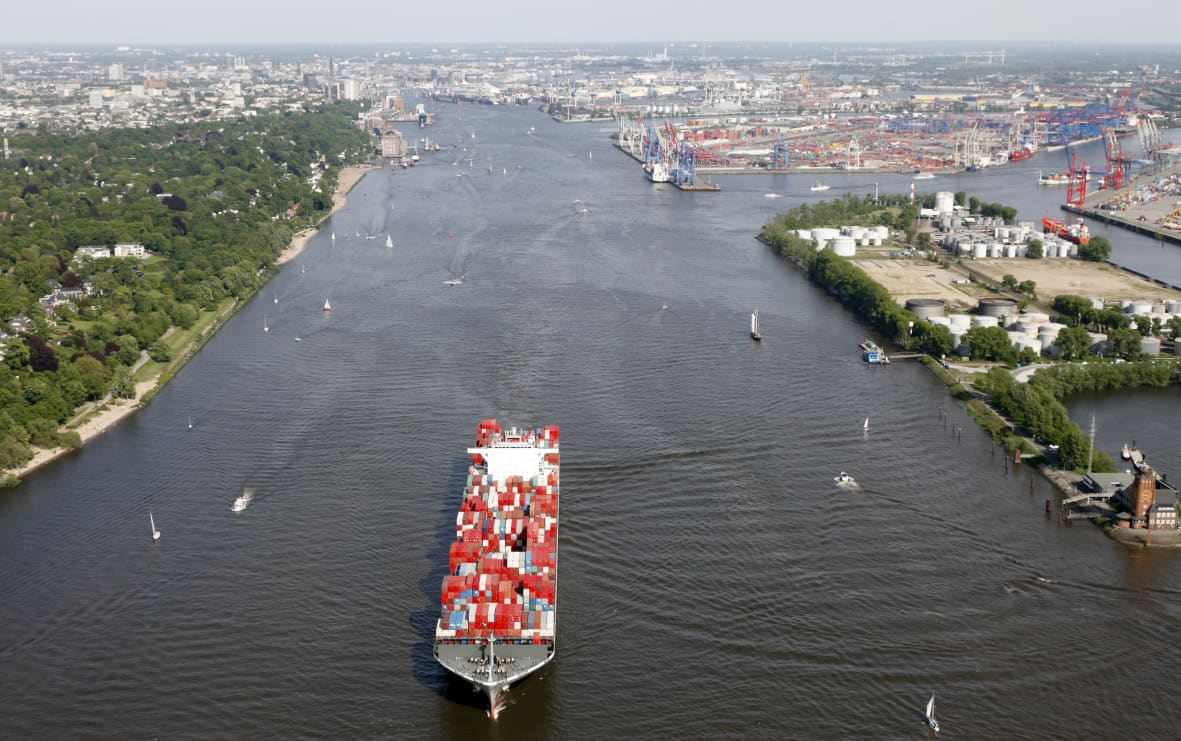 Record first nine months of the year for Hamburg