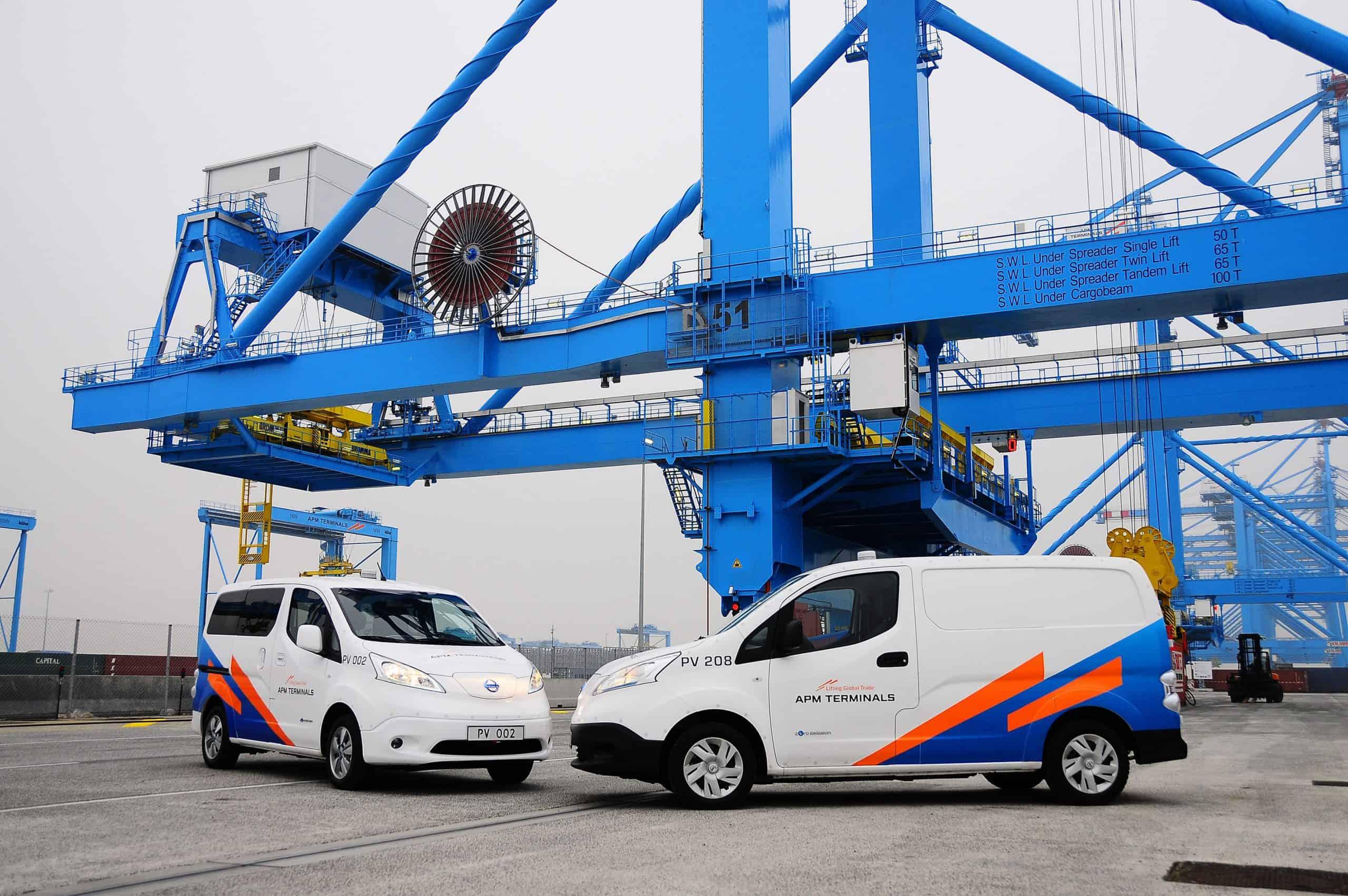 New Rotterdam terminal will run on 100% clean energy