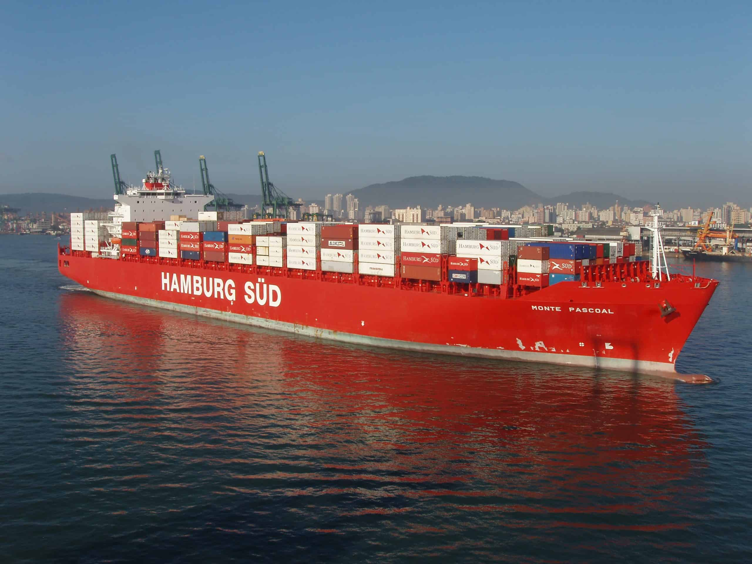 Hamburg Süd enters East-West trade through UASC co-operation