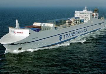 SECA shuts down Transfennica Iberian service
