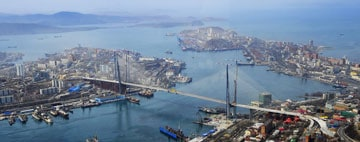 Vladivostok to be Russia's first 'free port'