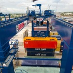 Kalmar delivered similar units to GCT earlier this year