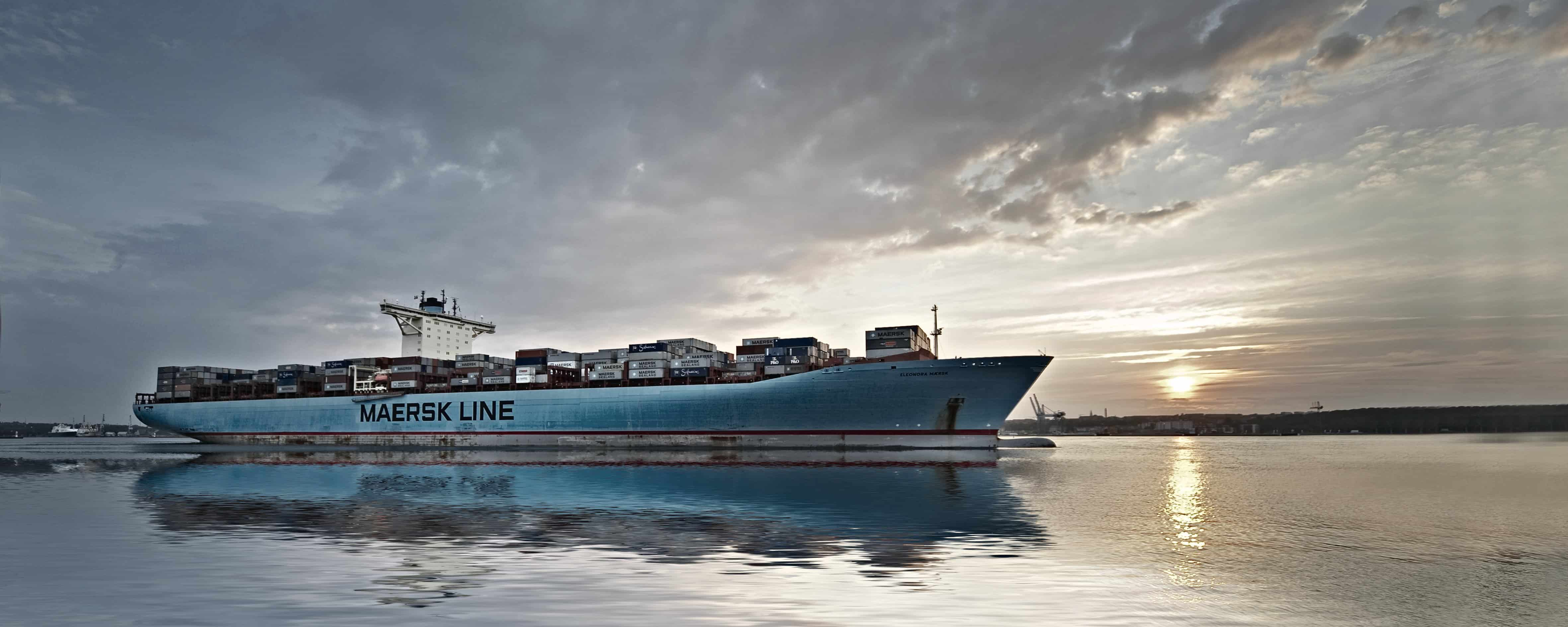 Maersk CEO: Global trade will never reach pre-crisis heights