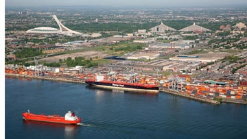 Montreal Gateway Terminals up for sale