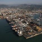 Throughput was up by 7% at La Spezia