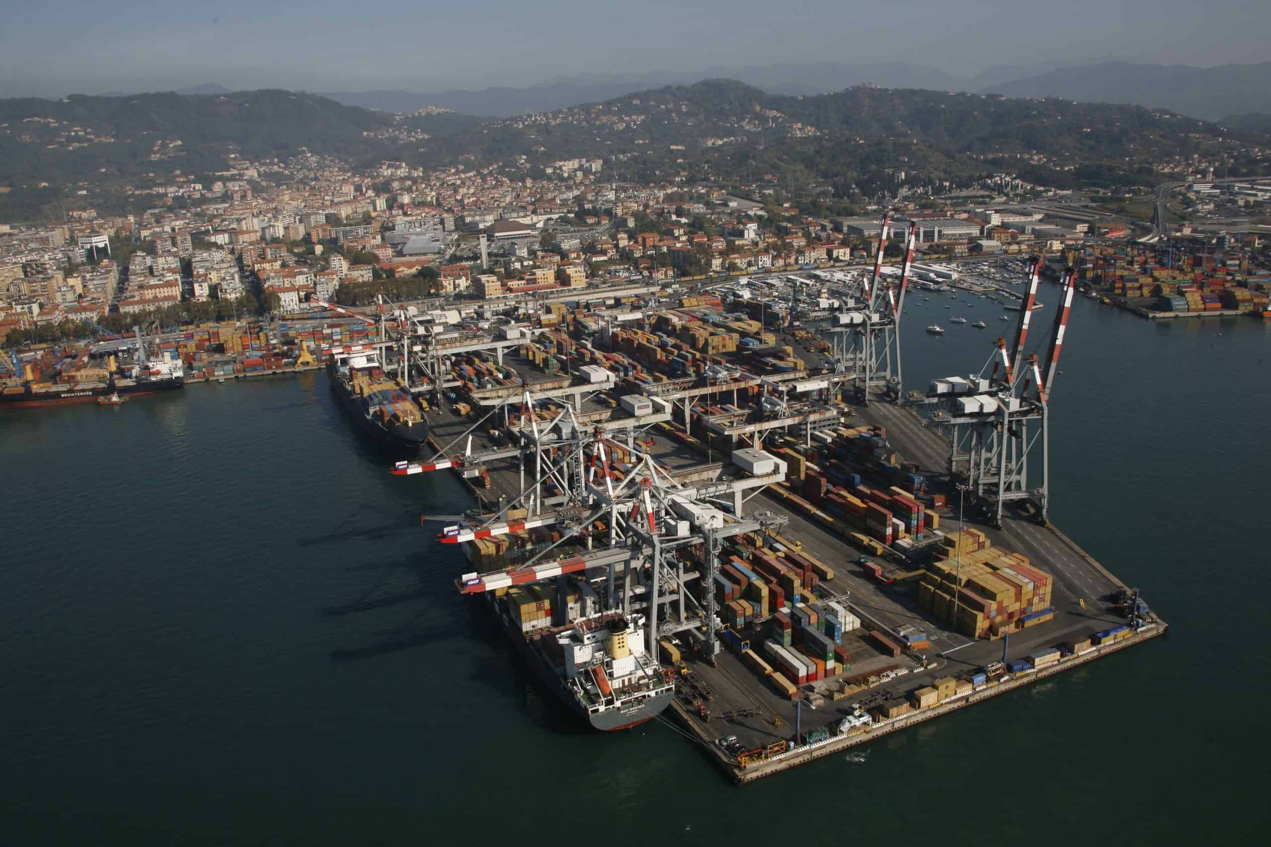 Throughput stable at Contship Italia's Italian terminals