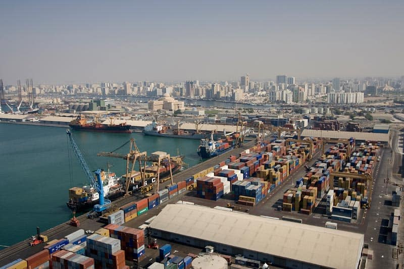 Sharjah Container Terminal handles 400,000 teu in 2014