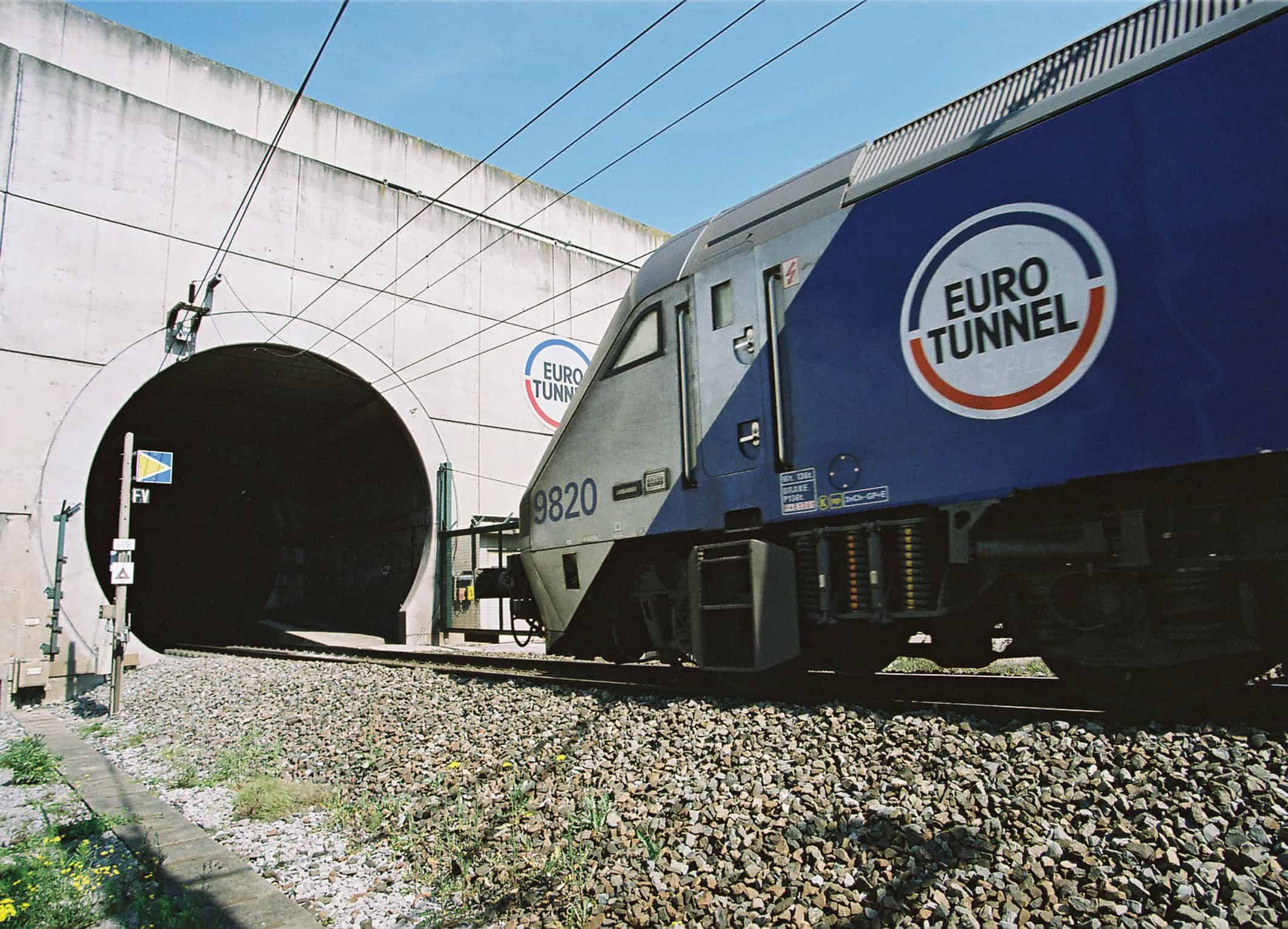 Eurotunnel announces order for new freight shuttles