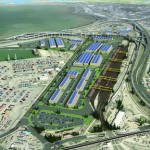 A global logistics hub is envisioned for Oakland's decommissioned army base