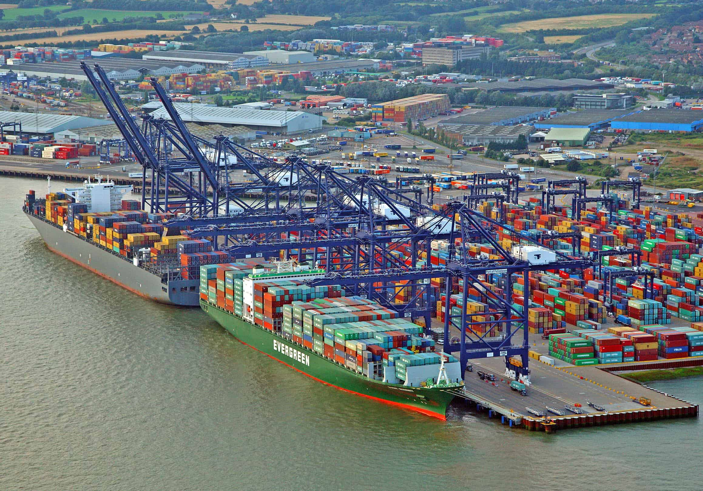 Talks reported on Hutchison Port Holdings sale