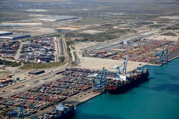 Marseille Fos increases throughput by 7%