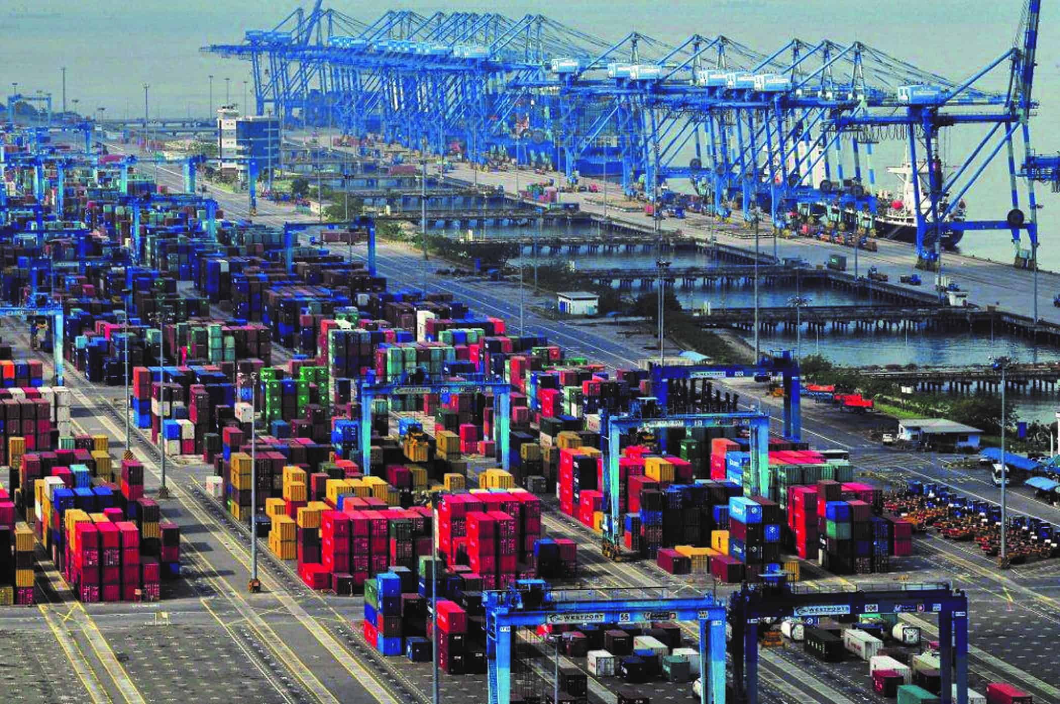 Port Klang orders 29 cranes from Mitsui Engineering