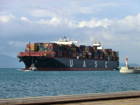 North Atlantic trade vessel sharing agreement between UASC, CMA CGM and Hamburg Süd