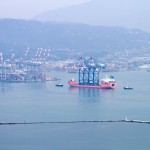 The new ship-to-shore cranes will strengthen La Spezia's infrastructure