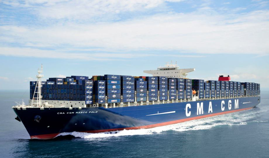 CMA CGM considers business expansion after profits surge