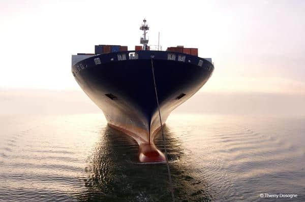 CMA CGM to buy at least three 20,000 teu vessels