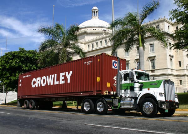 Puerto Rico Ports Authority denies crisis as Crowley replace Horizon