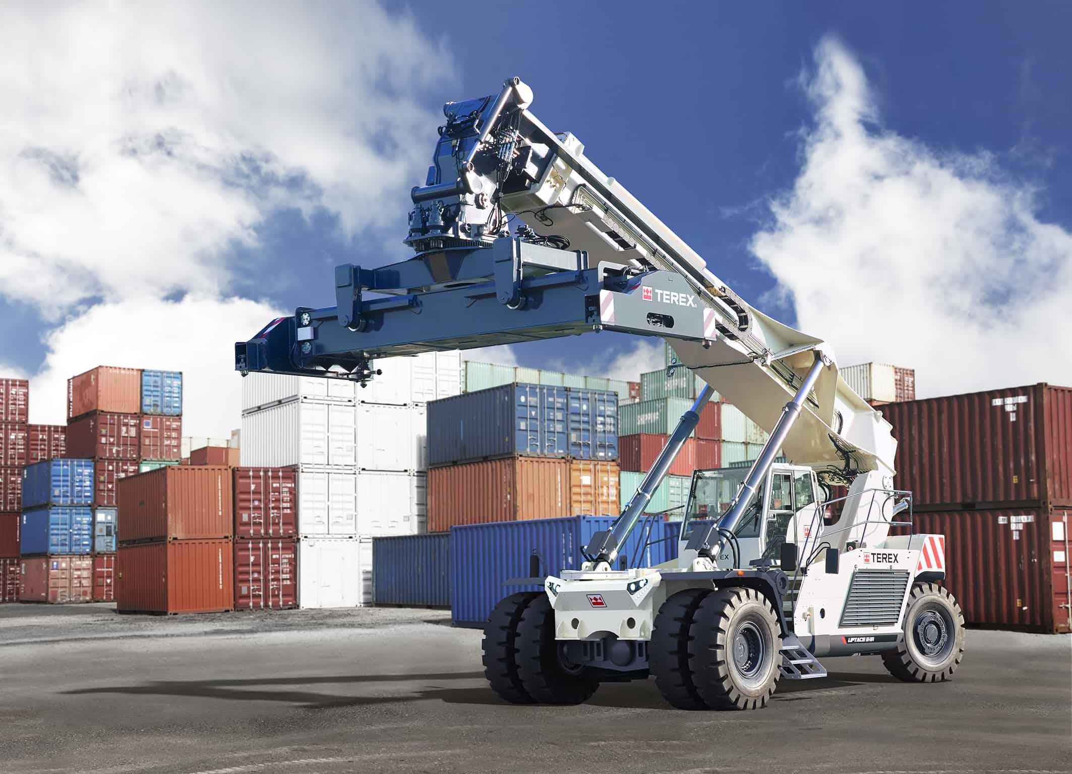 Terex Port Solutions reveals new lift trucks