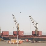 The Port of Mumbai should be running as normal until at least Monday