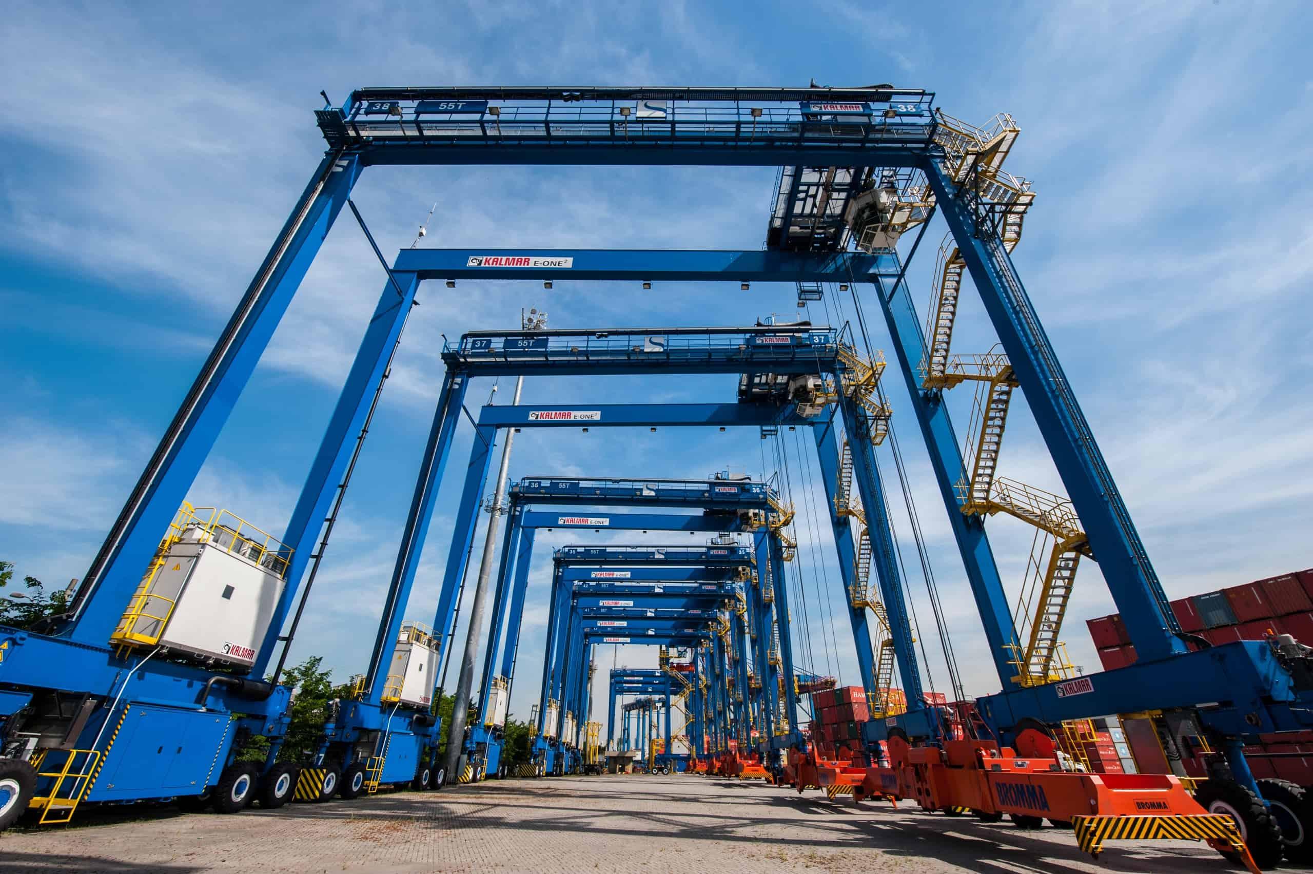 Kalmar announces double order from ICTSI