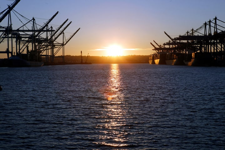 "Port of Los Angeles warns of ""crippling"" impacts of trade war"