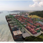 PSA Panama will be able to handle ships of 18,000 teu