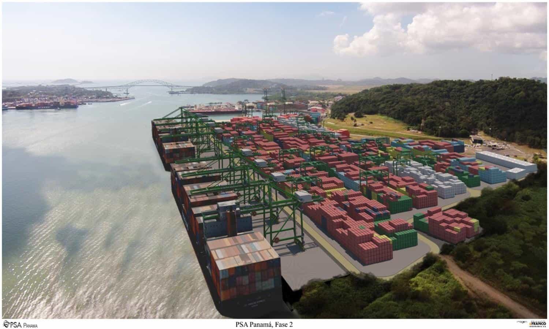 PSA Panama begins expansion works