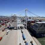 The Port of Oakland has notified shipping lines and terminal operators ahead of planned work stoppages