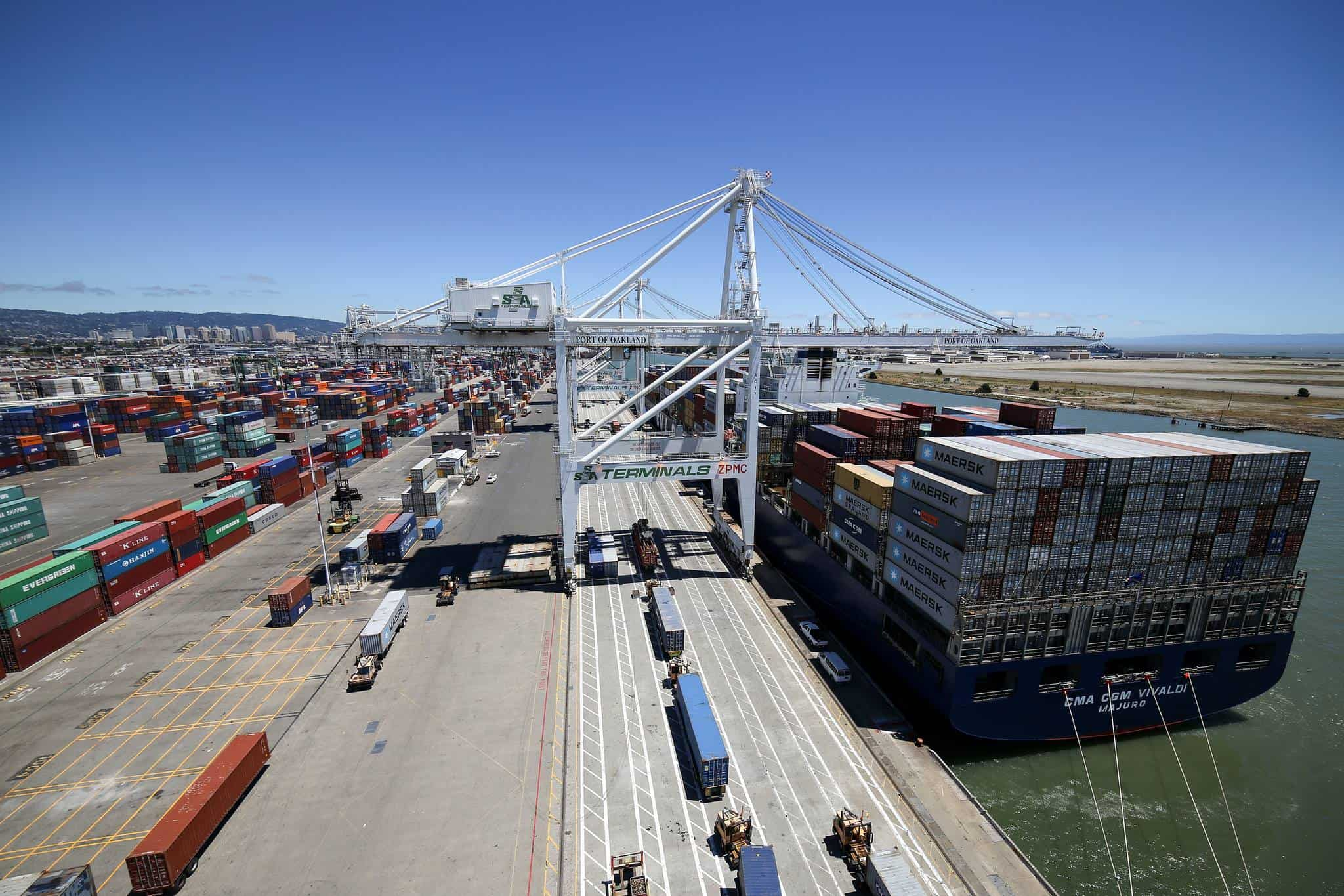 Exclusive: Port of Oakland prepares for planned closure