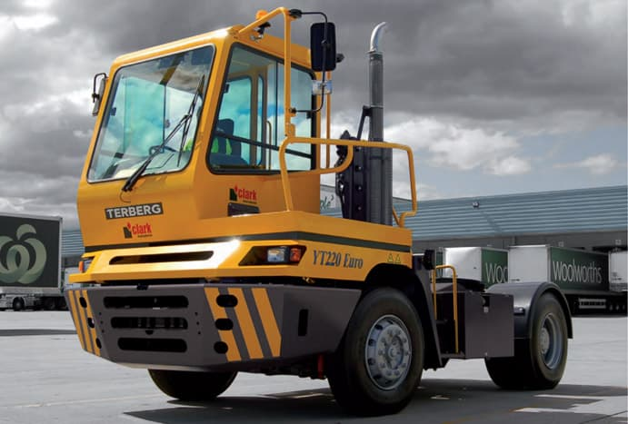 Terberg Tractors Malaysia announces Westports contract