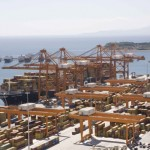 Piraeus is Greece's largest and busiest container port