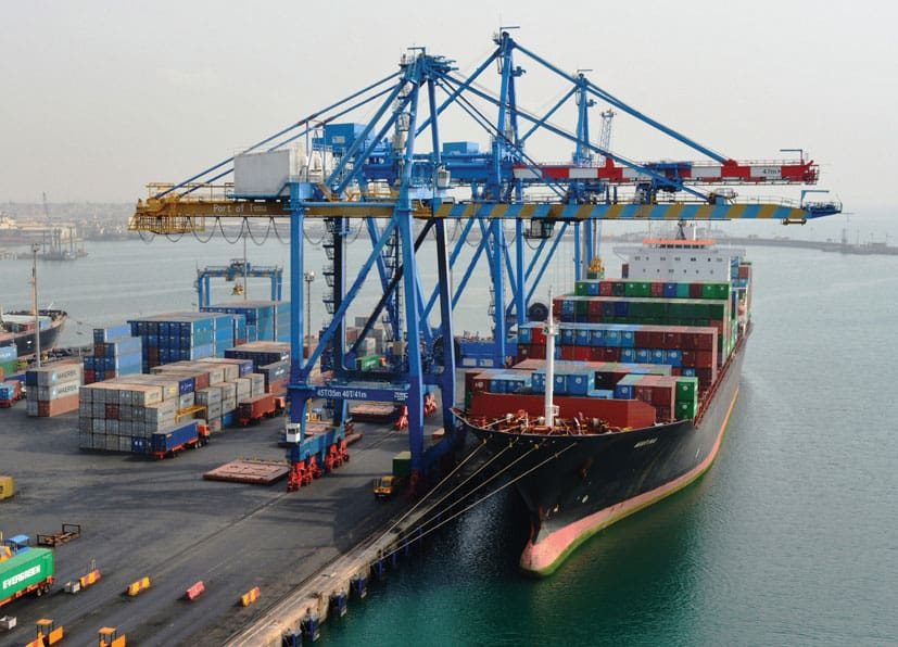 A US$1.5 billion investment for Ghana's Tema port